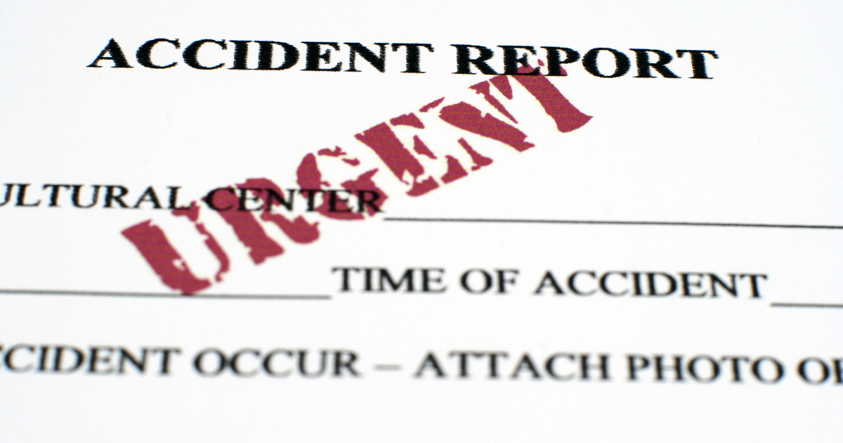 Workplace mishaps: Are you keeping your records straight?