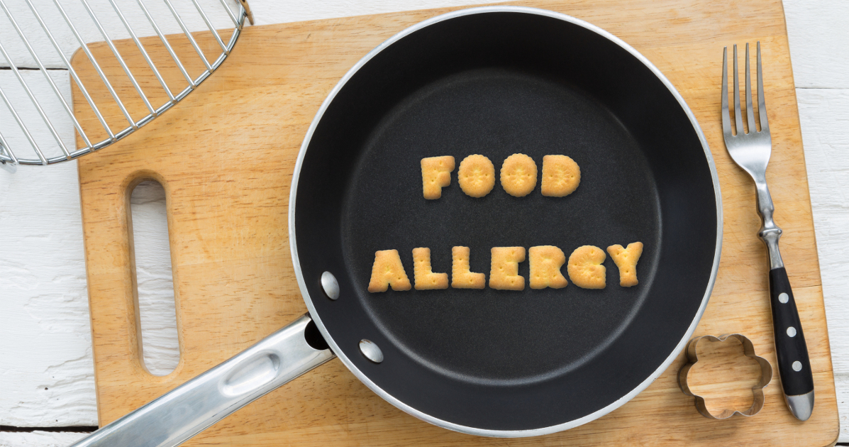 Food allergies: How can employers assist affected workers.