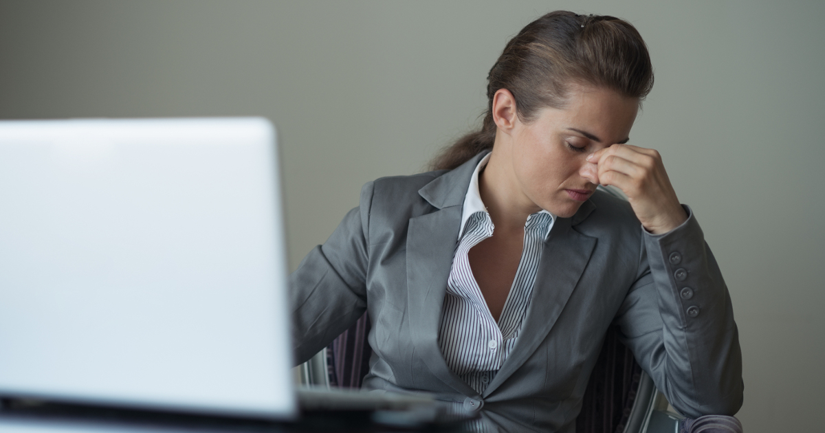 The Winter Blues: Depression, stress, and anxiety in the workplace