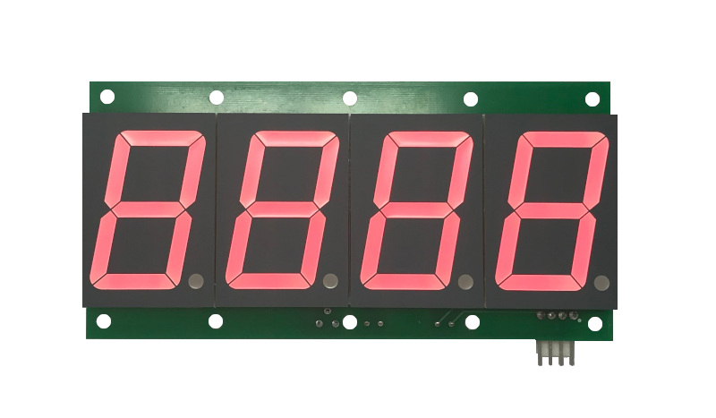 "2.3"" Numeric Display"