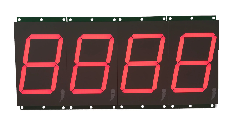 "5"" Numeric Display"
