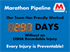 Marathon Pipeline. Our team has proudly worked days without an OSHA recordable injury