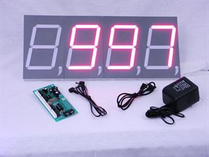Picture of Four Digit Counter with 5 Inch Digit Height  [LEGACY]