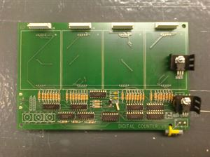 "Picture of 4 Digit Module 5"" Ver 8 (BOARD ONLY) [LEGACY]"