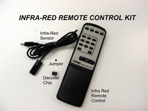 Picture of V12 IR Remote Upgrade Kit [LEGACY]